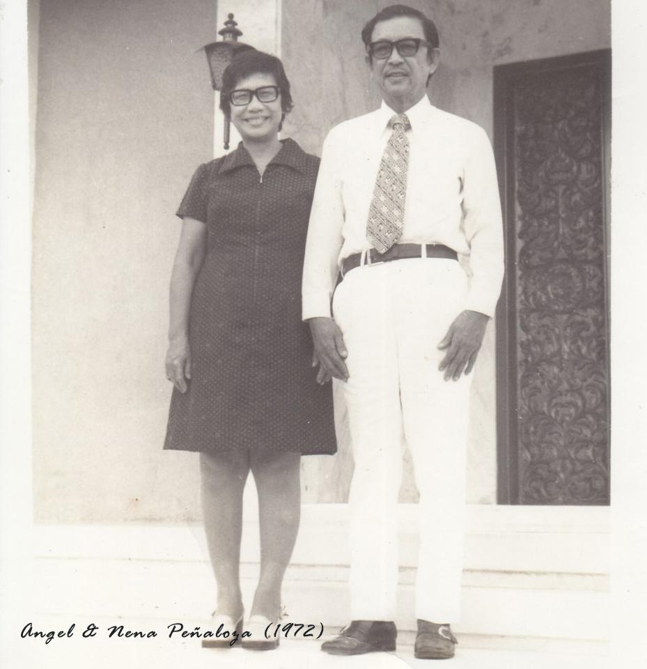 Jenny Peñaloza and John Peñaloza